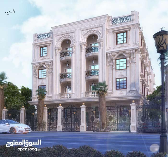 شقق في بيت الوطن القاهرة الجديدة الي الثاني مقابل منطقة الخدمات