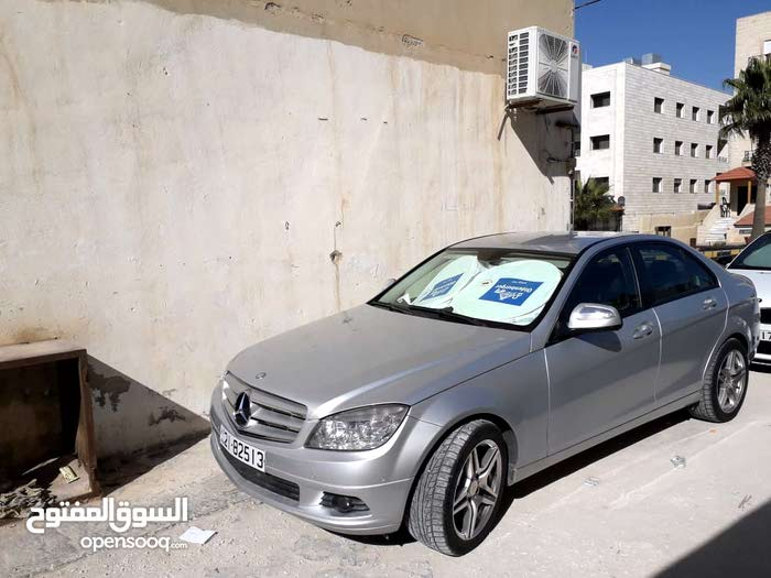 Automatic Silver Mercedes Benz 2008 for sale