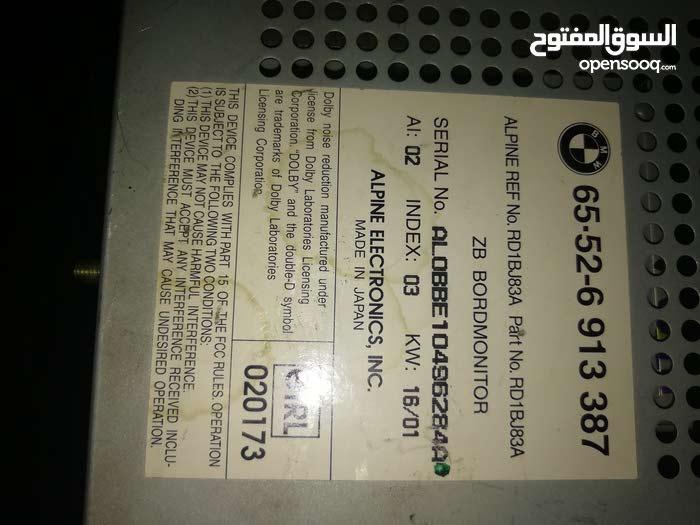 شاشة BMW دب e39