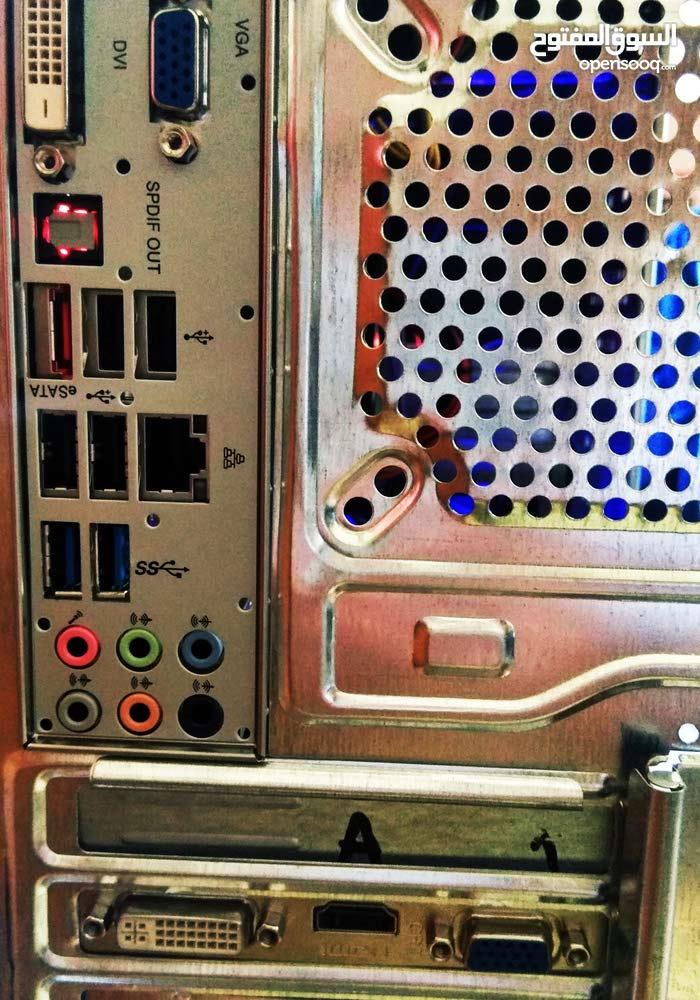 Untie gamer Foxconn Double graphic Nivida GT i5 10gb Garantie
