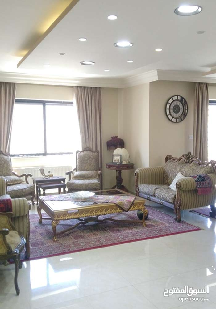 شقة للبيع الشميسانى 176م 3نوم 3حمام صالون معيشة سوبرديلوكس