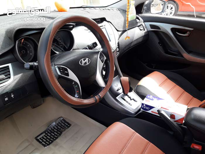 2011 Hyundai Avante for sale in Baghdad