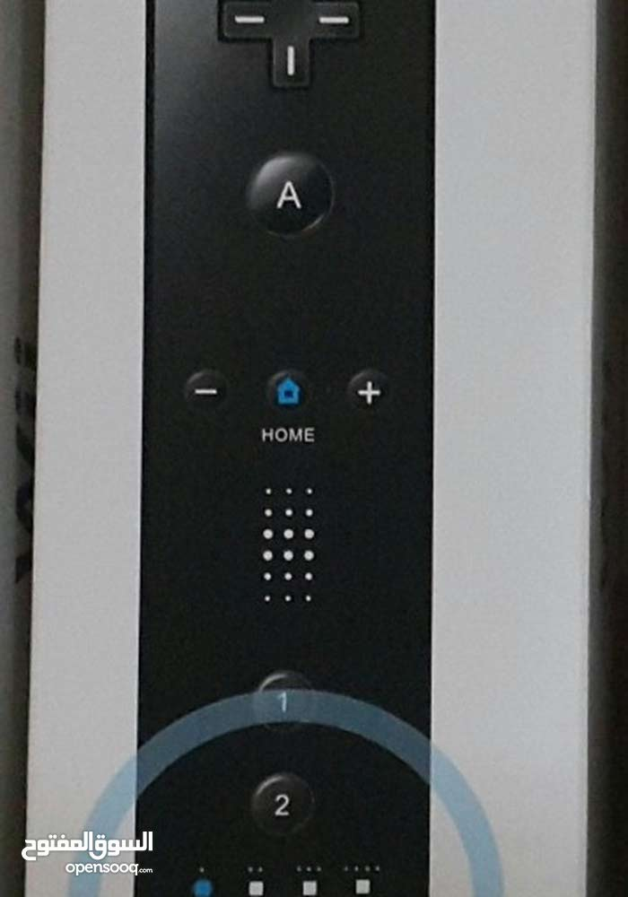 Wii motion controller plus