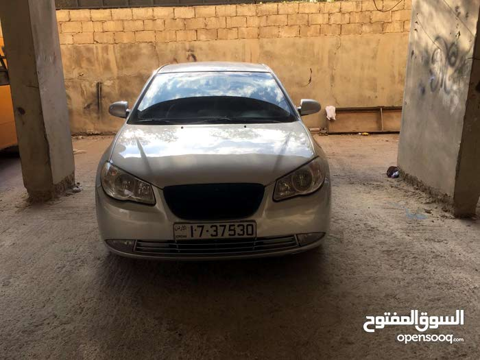 Automatic Hyundai 2007 for sale - Used - Amman city