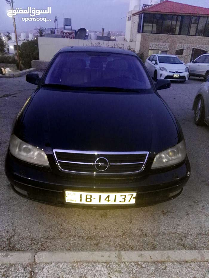 100,000 - 109,999 km Opel Omega 2003 for sale