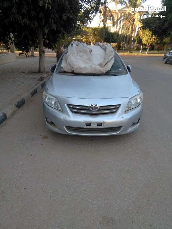 For sale Toyota Corolla car in Cairo