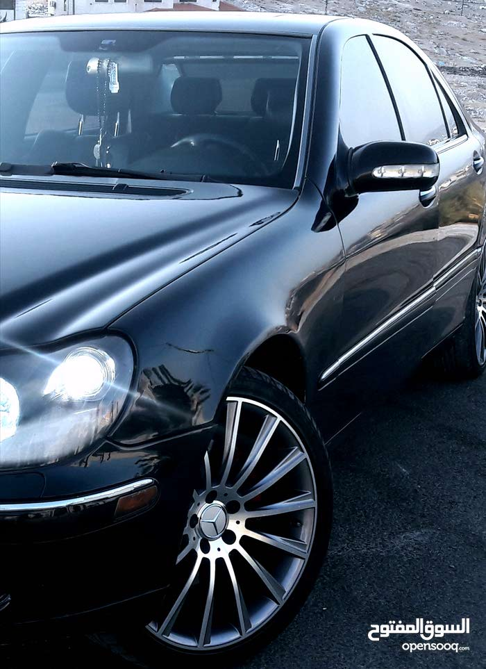 180,000 - 189,999 km Mercedes Benz S 500 2000 for sale