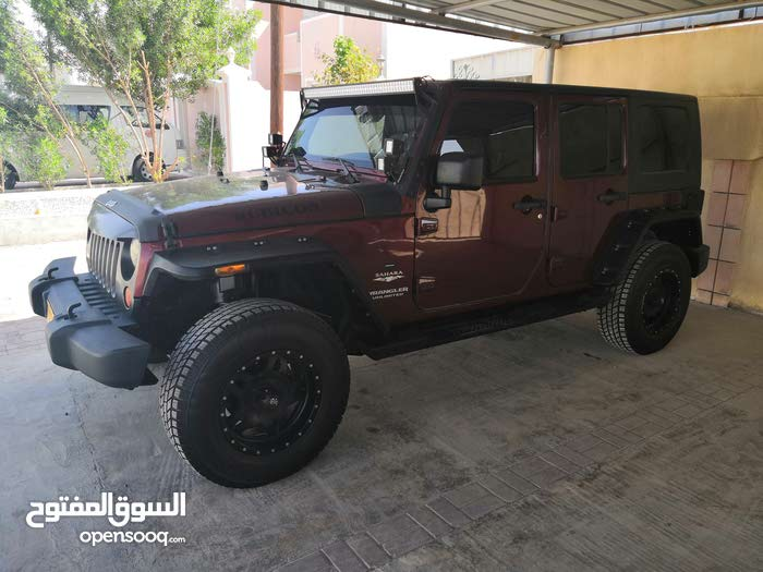Used 2008 Jeep Wrangler for sale at best price