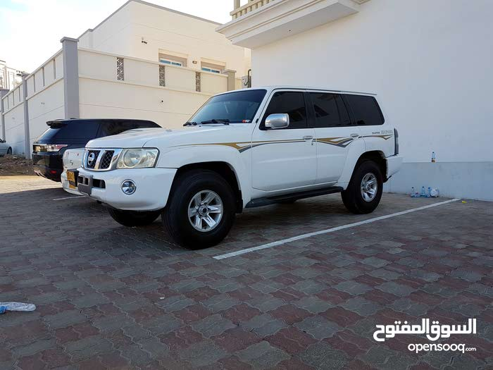 Nissan Patrol 2008 For sale - White color