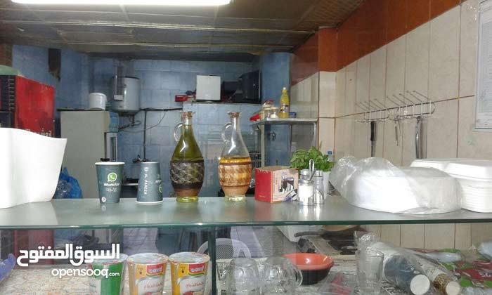مطعم مجهز بالكامل للبيع في عمان