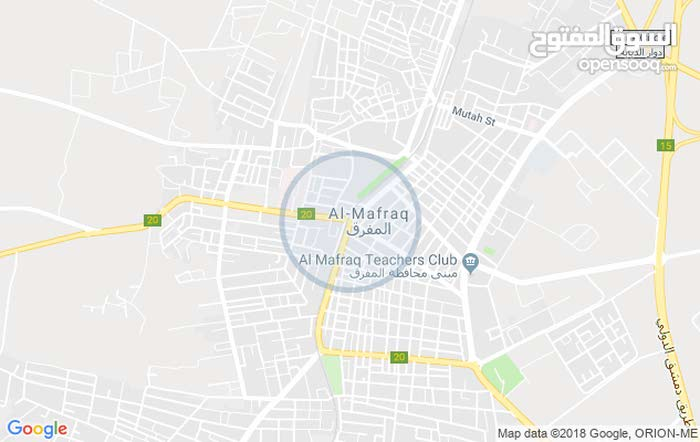 مطعم شاورما و سناكات للبيع في المفرق