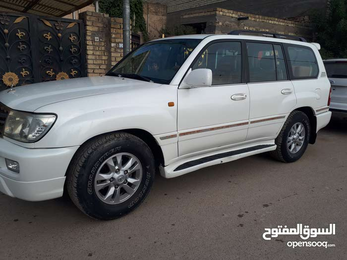 Toyota Land Cruiser 2006 - Baghdad