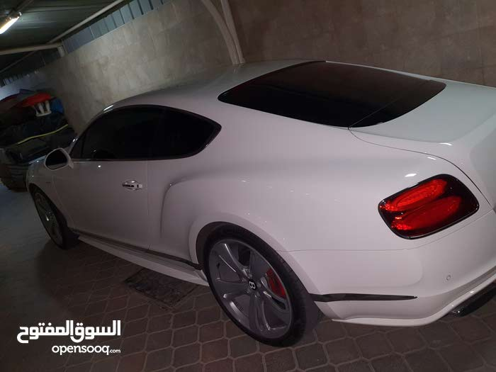 Used 2015 Bentley Continental for sale at best price