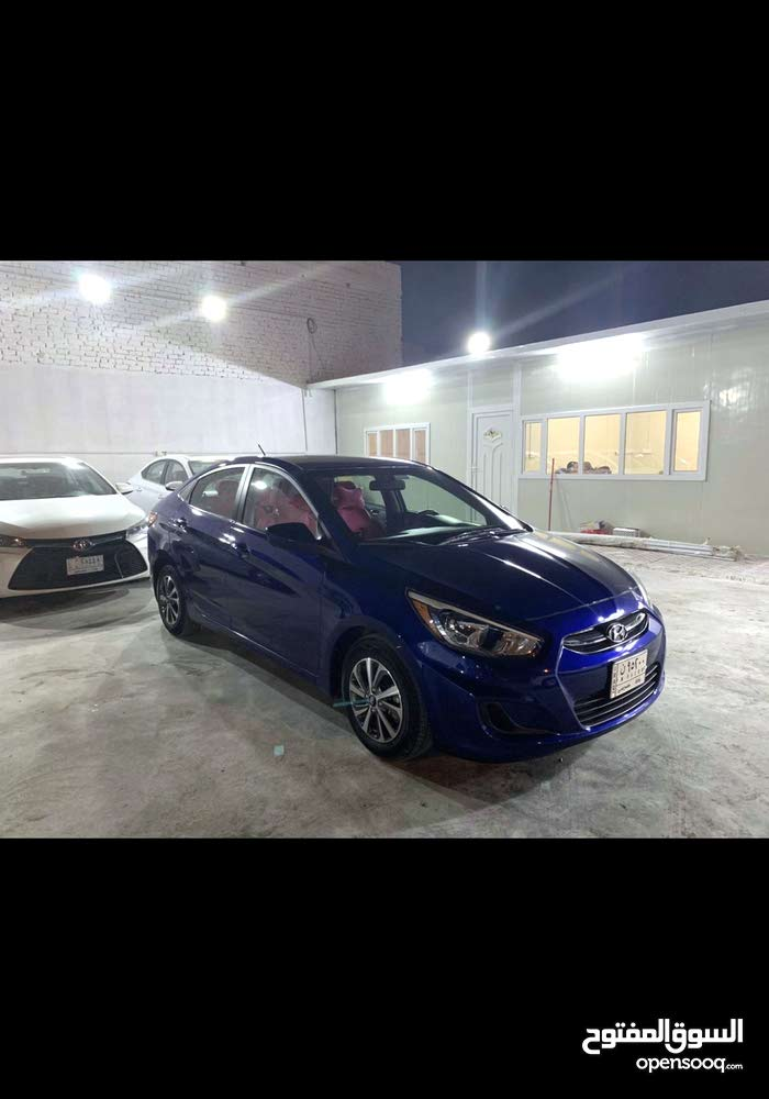 Hyundai Accent car for sale 2016 in Baghdad city