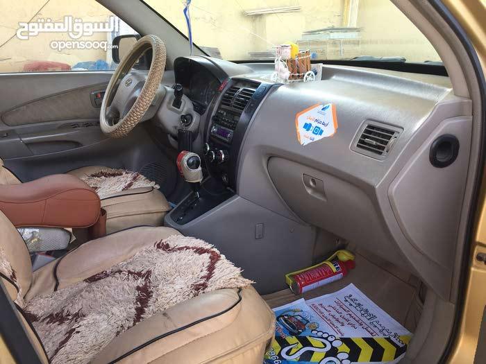 Hyundai Tucson car for sale 2005 in Basra city