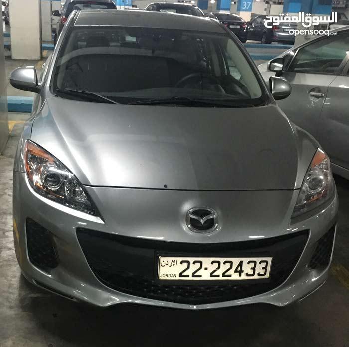 For sale Mazda 3 car in Amman