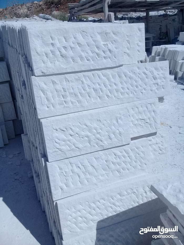 منشار حجر لقص وتوريد جميع انواع الحجر