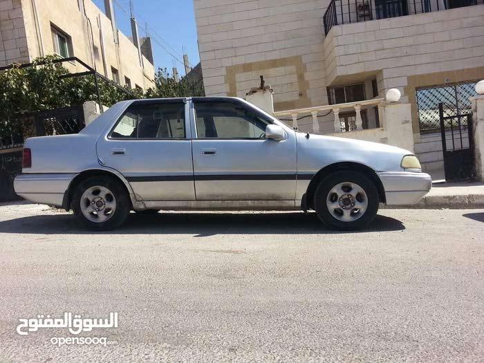 For sale Hyundai Excel car in Amman