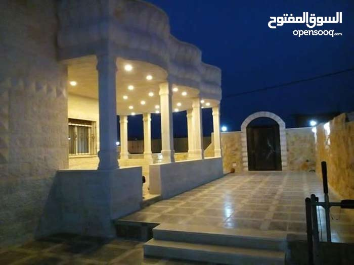 excellent finishing palace for sale in Irbid city - Al Husn