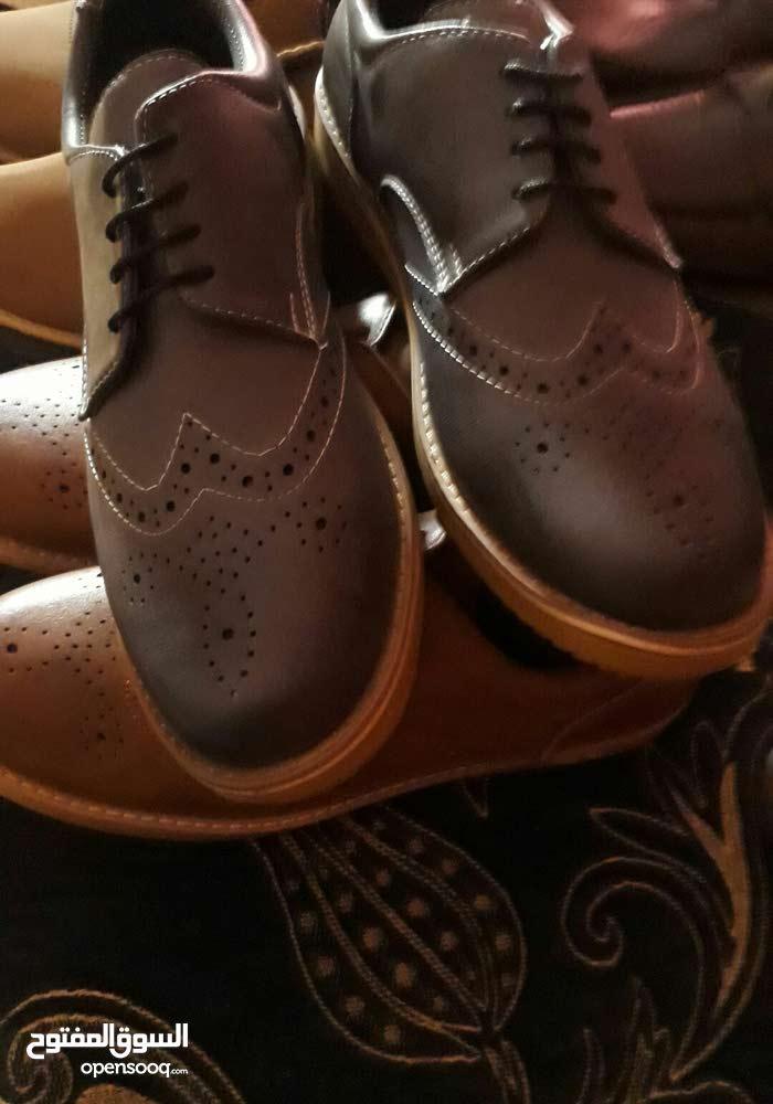 حذاء جلد فخم ،بسعر في متناول اليد