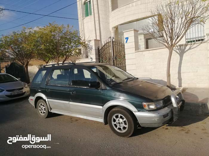 Manual Hyundai 2000 for sale - Used - Amman city