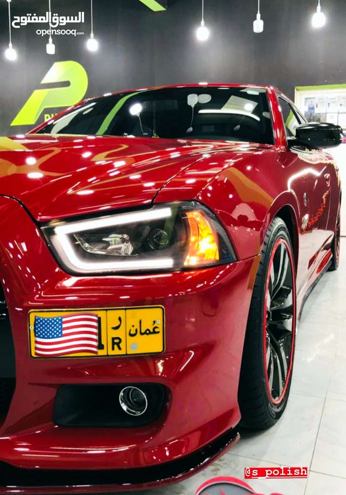 Dodge Charger car for sale 2013 in Al Batinah city - (107919470