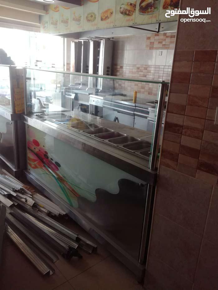 عدة مطعم شورما