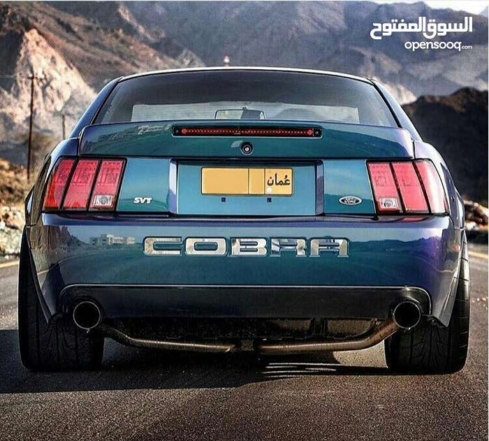 Ford Mustang 2004 For sale - Blue color