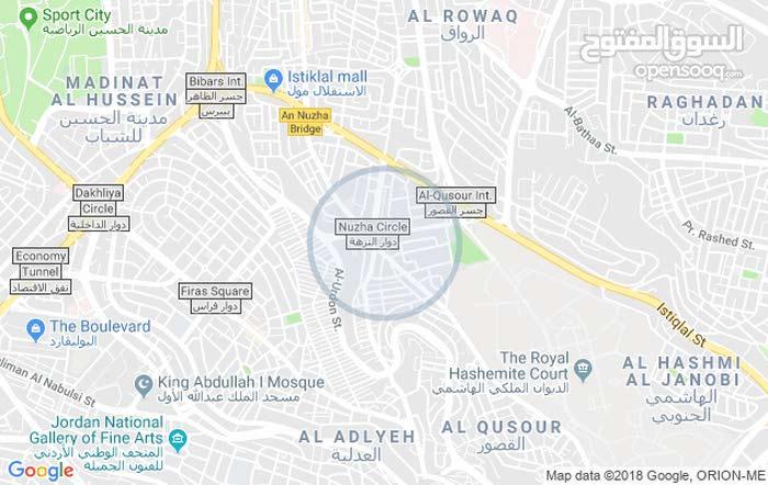 مطلوب شقه للايجار ب النزهه او الحسين شمال