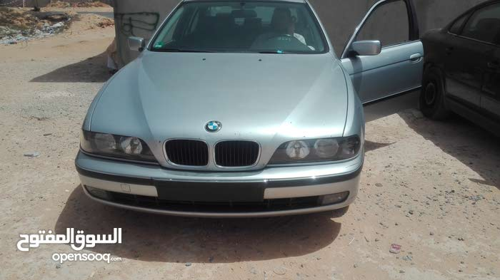 Automatic Silver BMW 2000 for sale