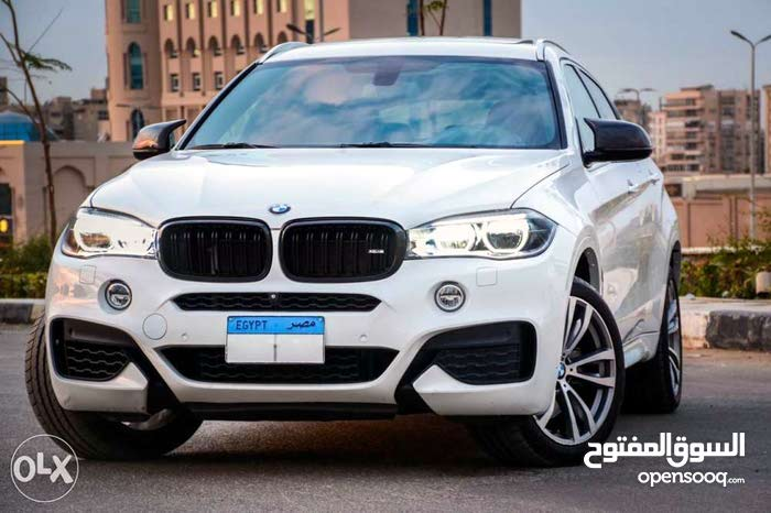 BMW X6 for sale in Cairo