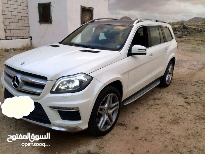 170,000 - 179,999 km Mercedes Benz GL 2013 for sale