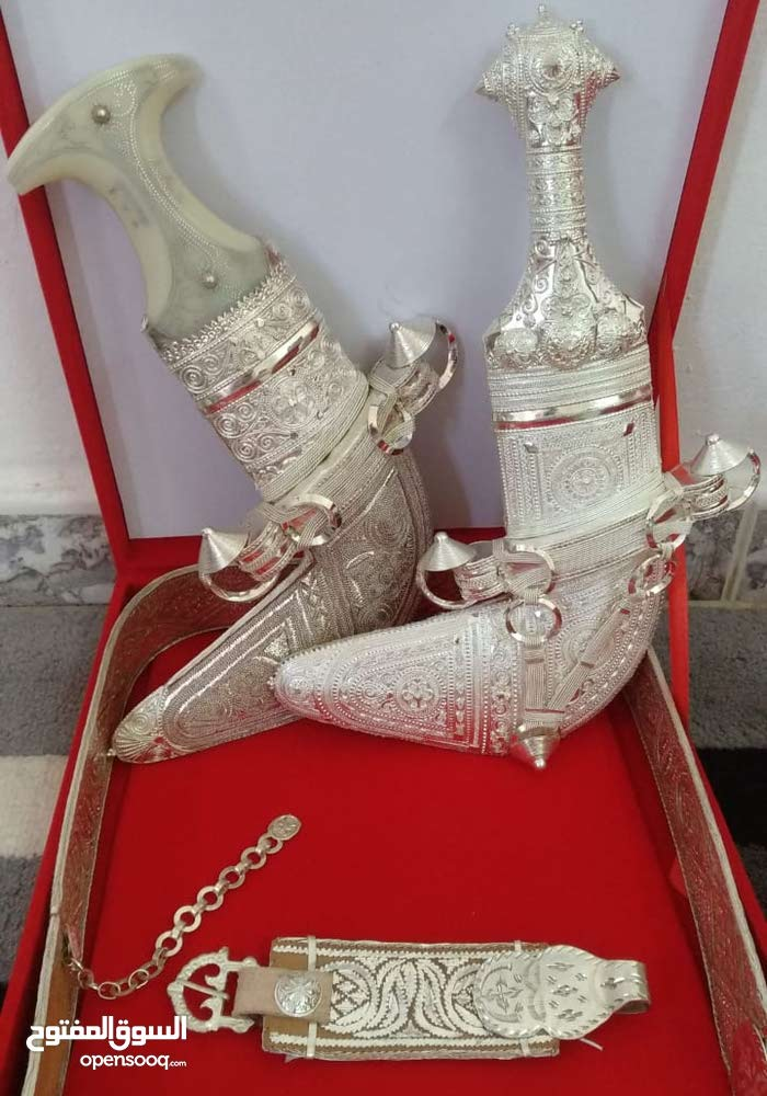 للبيع خناجر عمانية