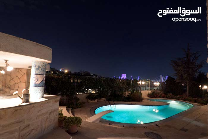 old Villa for rent in Amman
