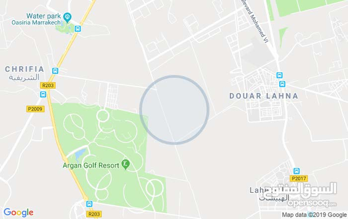 10 hectares for sale in Marrakech