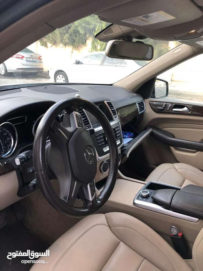 Mercedes Benz ML 2012 for sale in Amman