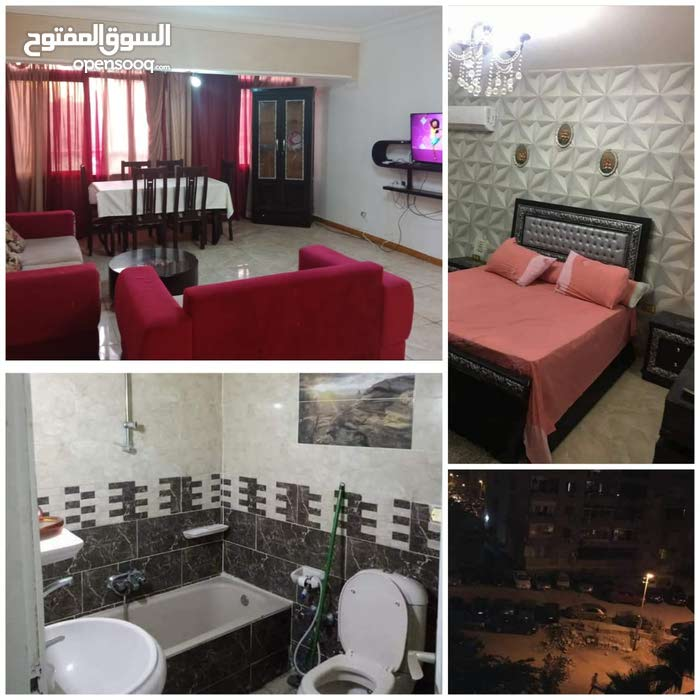 apartment for rent Fourth Floor in Cairo - Nasr City