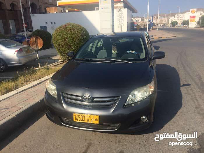 Expat Driven Toyota Corolla 1.8