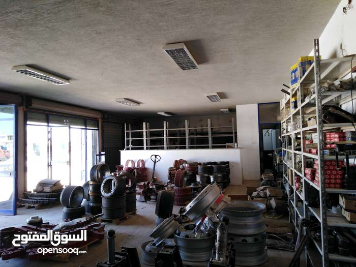 أصول العالمية لقطع غيار الشاحنات و الجرارات ليبيا