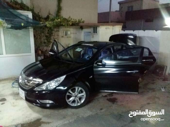 Hyundai Sonata in Baghdad
