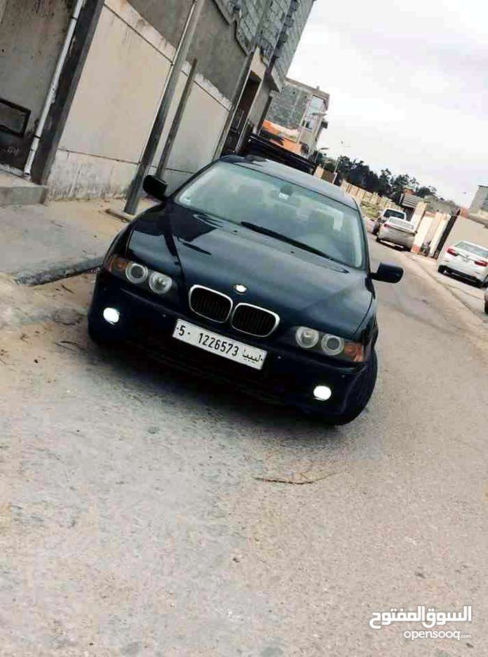 2001 New 528 with Manual transmission is available for sale