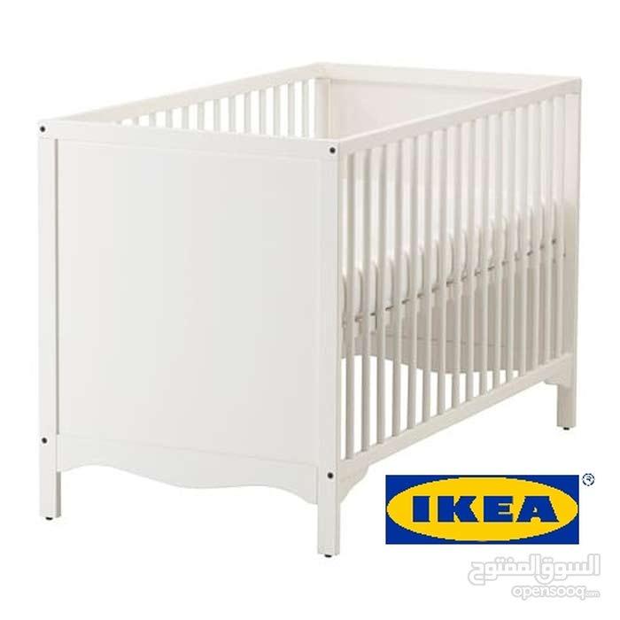 سرير اطفال جديد من ايكيا
