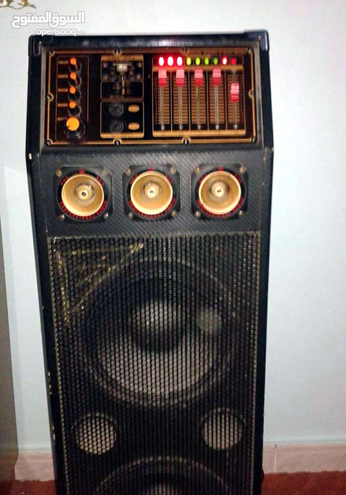 Used Amplifiers for sale in Al-Khums