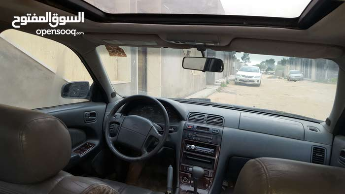 Automatic Nissan 1997 for sale - Used - Tripoli city
