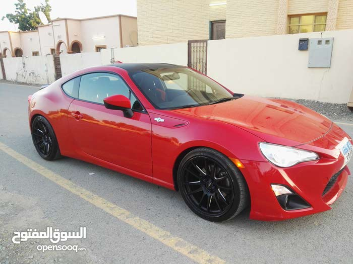 For sale 2016 Red GT86