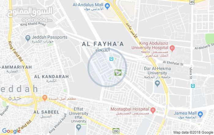 Al Faiha neighborhood Jeddah city -  sqm apartment for rent