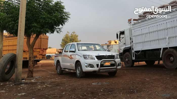 2014 Toyota Hilux for sale in Khartoum