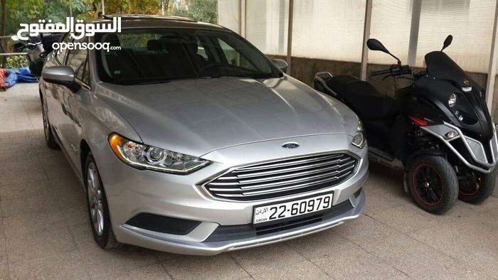 Used Condition Ford Fusion 2017 With 50 000 59 999 Km Mileage 103175410 Opensooq