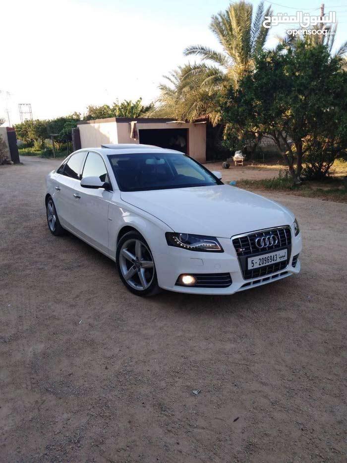White Audi A4 2011 For Sale 109861263 Opensooq