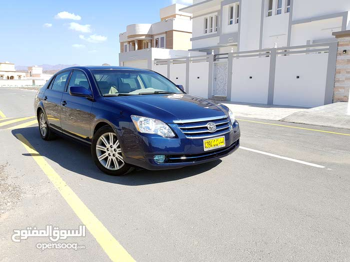 Used condition Toyota Avalon 2007 with 190,000 - 199,999 km mileage
